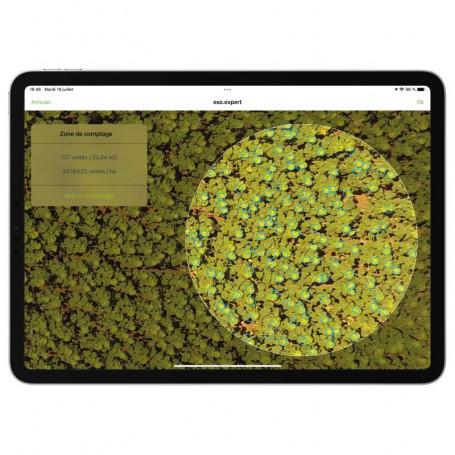 Valise 2550W étanche à roulettes pour TB50 / TB55 / WB37 / CrystalSky - HPRC