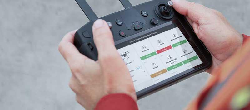 Smartcontroller et système de maintenance