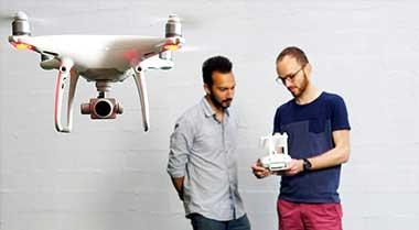 formation pratique drone